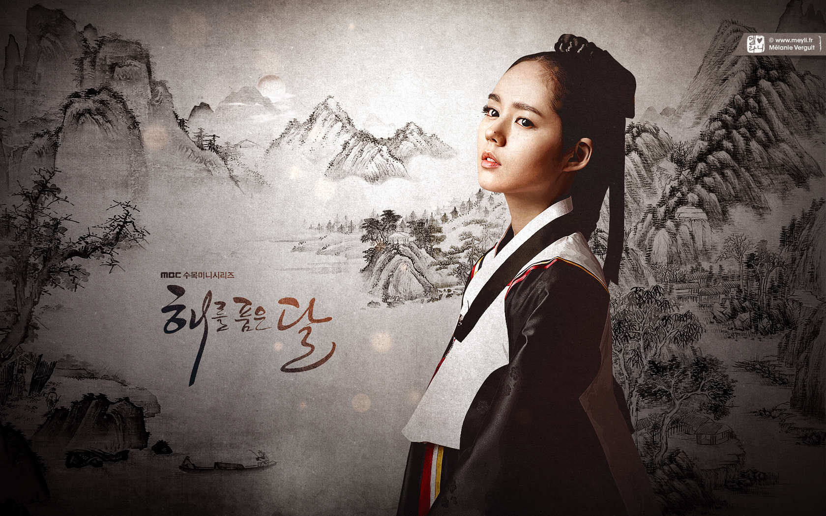 The Moon That Embraces the Sun 2 -1680x1050-